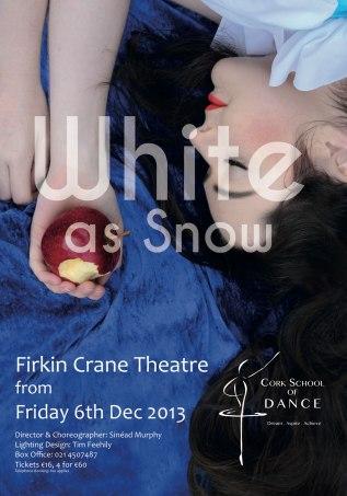 Cork School of Dance | Rebrand andPosters