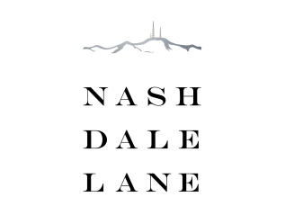 NashDale Lane | Logo and Wine labels